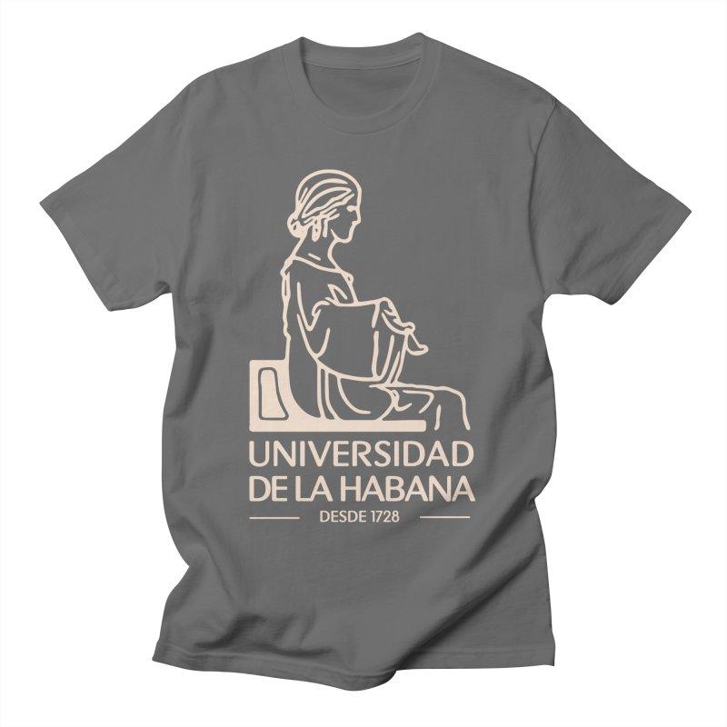 Universidad De La Habana Men's T-Shirt by Cuba Junky's Gift Shop
