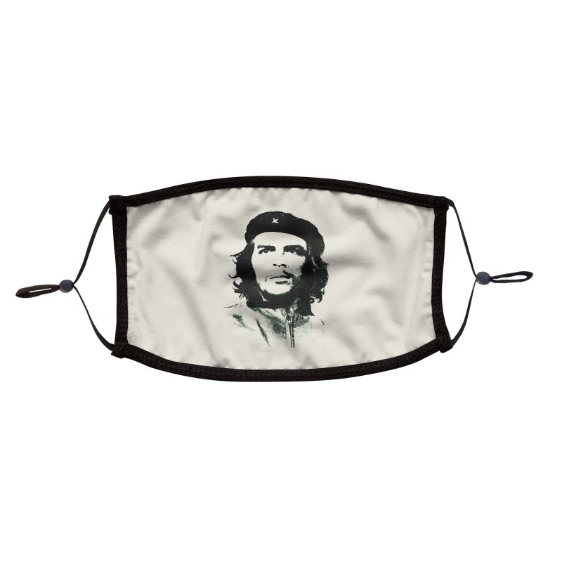 Che Guevara Accessories Face Mask by Cuba Junky's Gift Shop