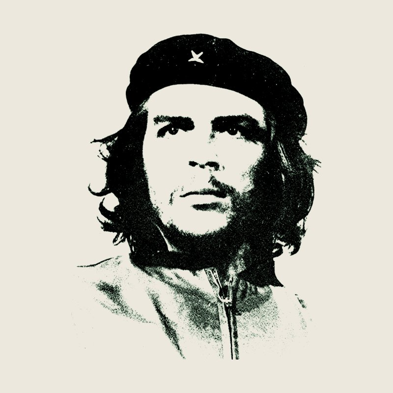 Che Guevara Men's T-Shirt by Cuba Junky's Gift Shop