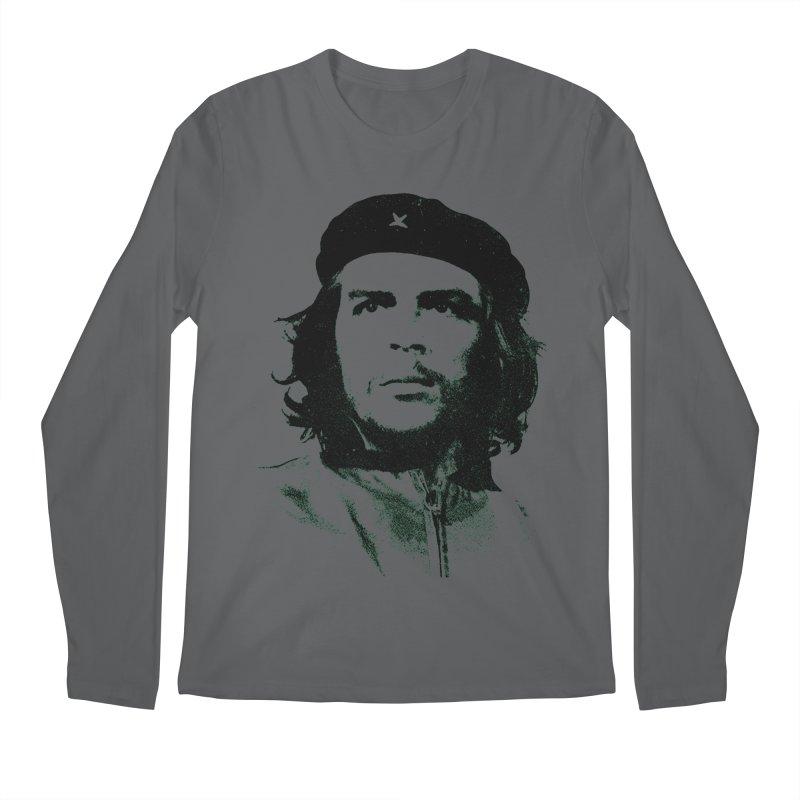 Che Guevara Men's Longsleeve T-Shirt by Cuba Junky's Gift Shop