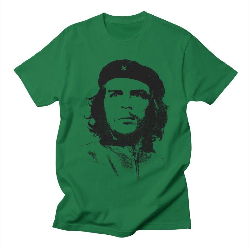 Che Guevara Men's T-Shirt by Cuba Junky's Gift Shop