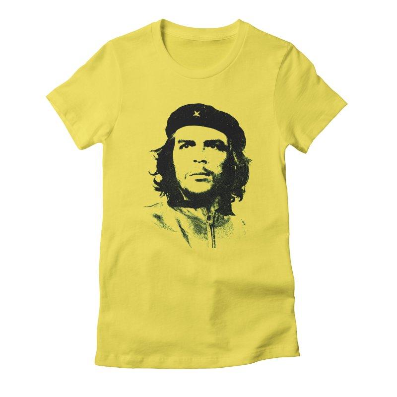 Che Guevara Women's T-Shirt by Cuba Junky's Gift Shop