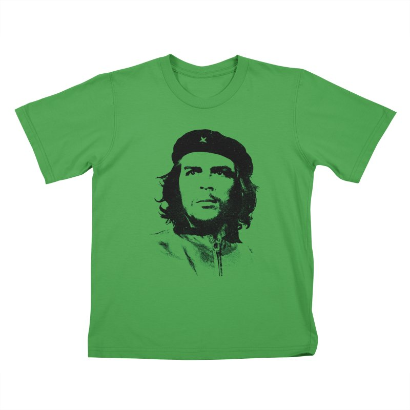 Che Guevara Kids T-Shirt by Cuba Junky's Gift Shop