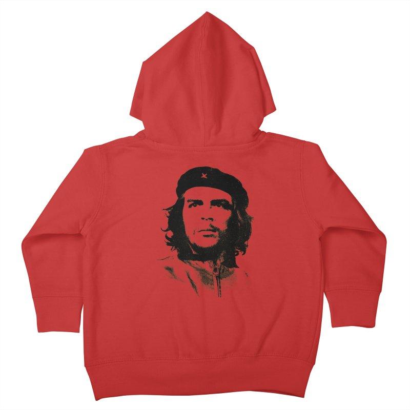 Che Guevara Kids Toddler Zip-Up Hoody by Cuba Junky's Gift Shop