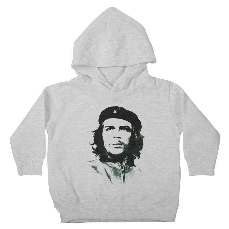 Che Guevara Kids Toddler Pullover Hoody by Cuba Junky's Gift Shop