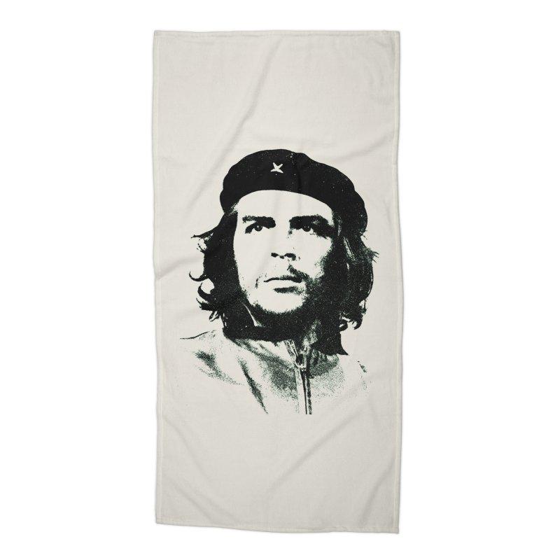 Che Guevara Accessories Beach Towel by Cuba Junky's Gift Shop