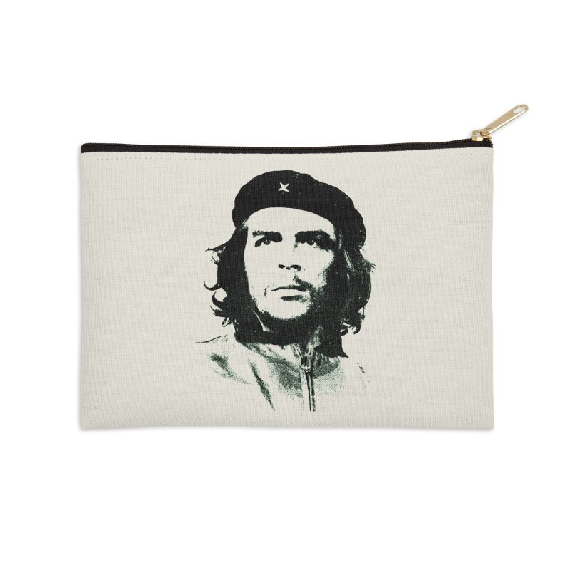 Che Guevara Accessories Zip Pouch by Cuba Junky's Gift Shop