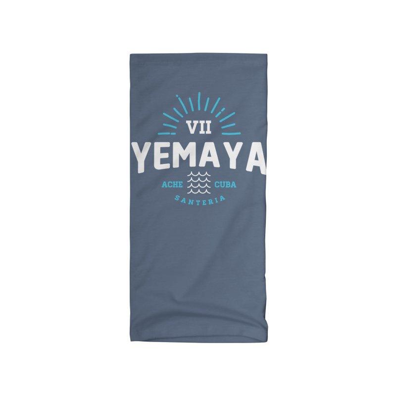 Yemaya Accessories Neck Gaiter by Cuba Junky's Gift Shop