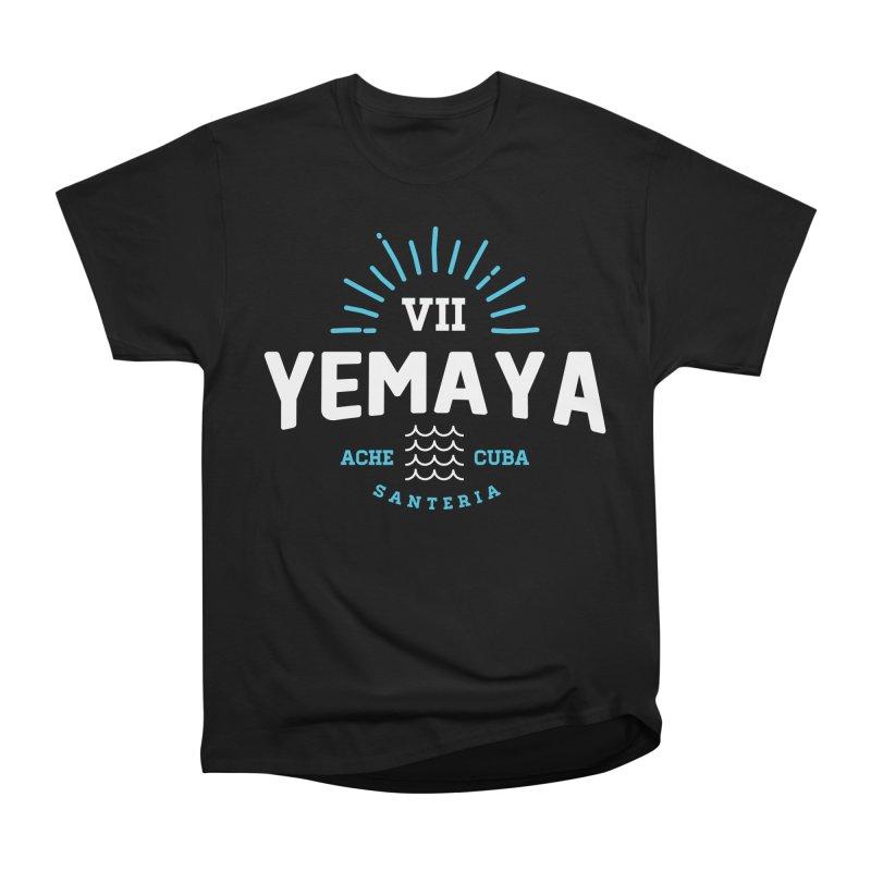 Yemaya Men's T-Shirt by Cuba Junky's Gift Shop