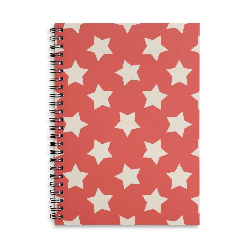 Cuban Stars Accessories Notebook by Cuba Junky's Gift Shop