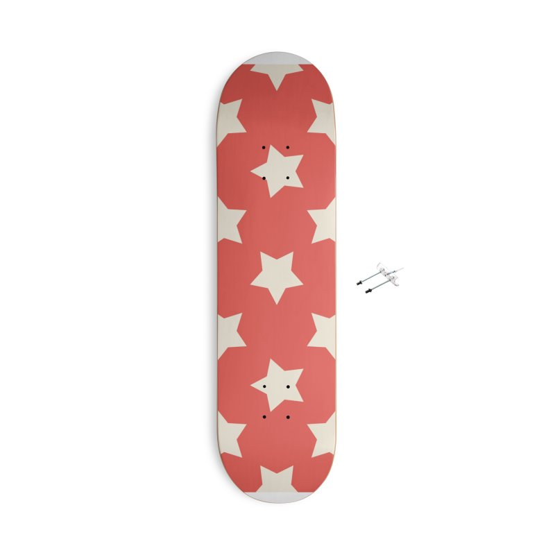 Cuban Stars Accessories Skateboard by Cuba Junky's Gift Shop