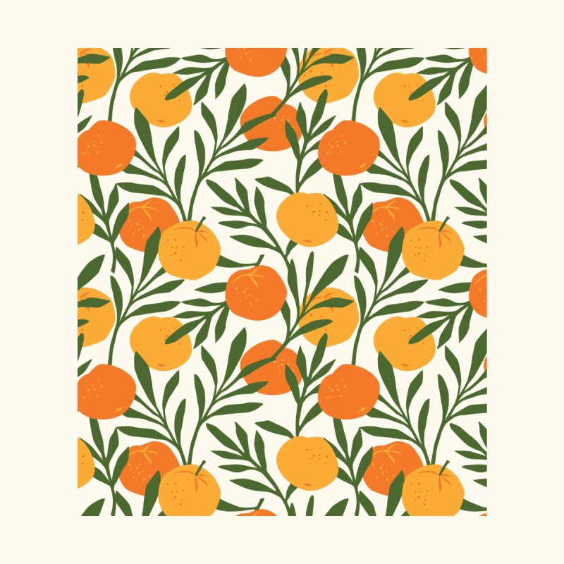 Tropical Cuban Oranges Accessories Sticker by Cuba Junky's Gift Shop