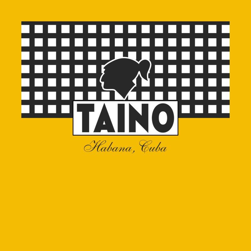 Taino Cuban Cigars Men's Cut & Sew by Cuba Junky's Gift Shop
