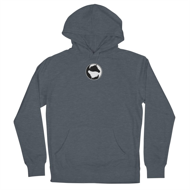 Yin Yang Horse Women's Pullover Hoody by Shirts by Jupilberry on Threadless