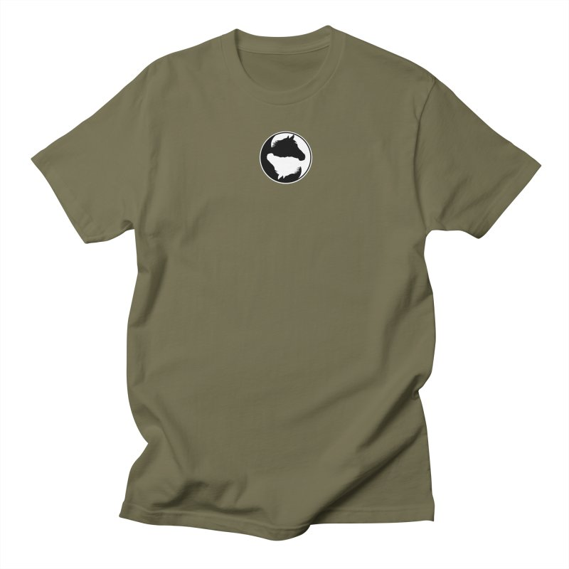 Yin Yang Horse Men's Regular T-Shirt by Shirts by Jupilberry on Threadless