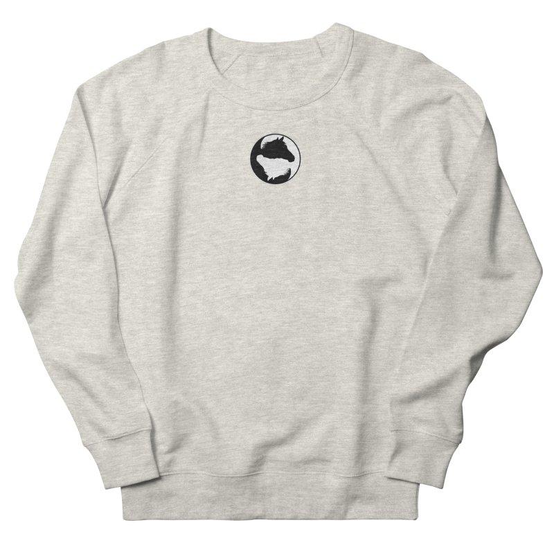 Yin Yang Horse Men's Sweatshirt by Shirts by Jupilberry on Threadless