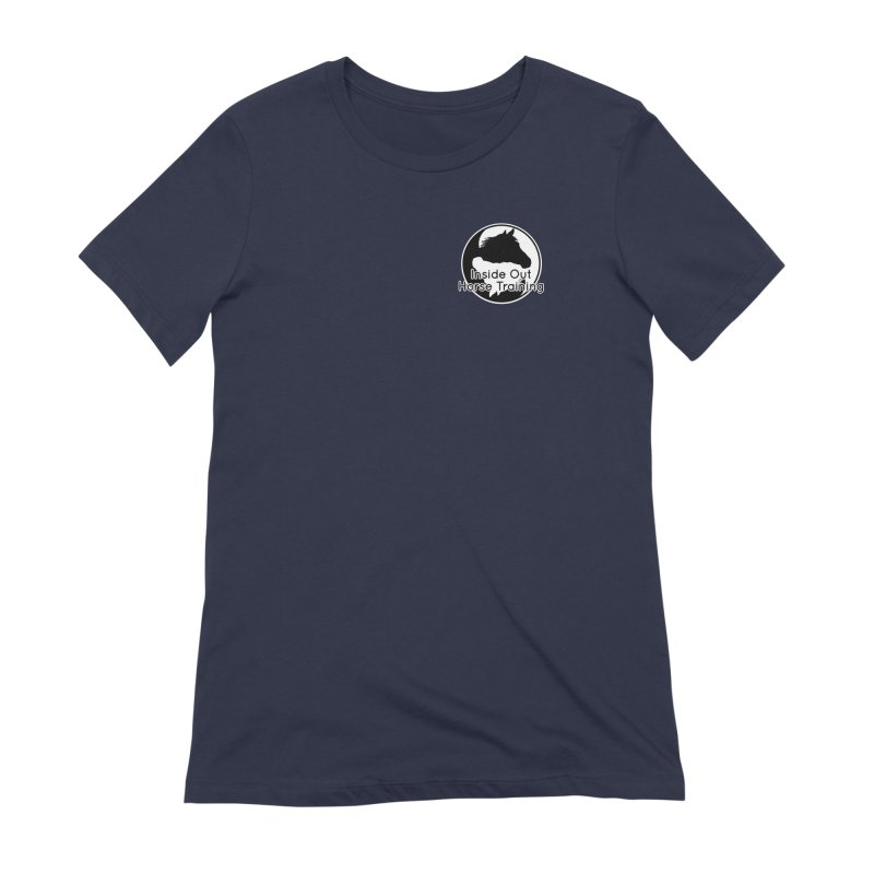 Inside Out Horse Training Women's Extra Soft T-Shirt by Shirts by Jupilberry on Threadless