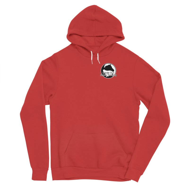 Inside Out Horse Training Men's Pullover Hoody by Shirts by Jupilberry on Threadless