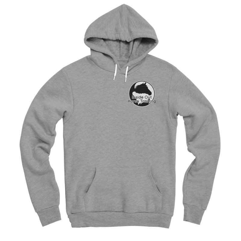Inside Out Horse Training Men's Sponge Fleece Pullover Hoody by Shirts by Jupilberry on Threadless