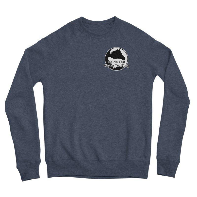 Inside Out Horse Training Men's Sponge Fleece Sweatshirt by Shirts by Jupilberry on Threadless