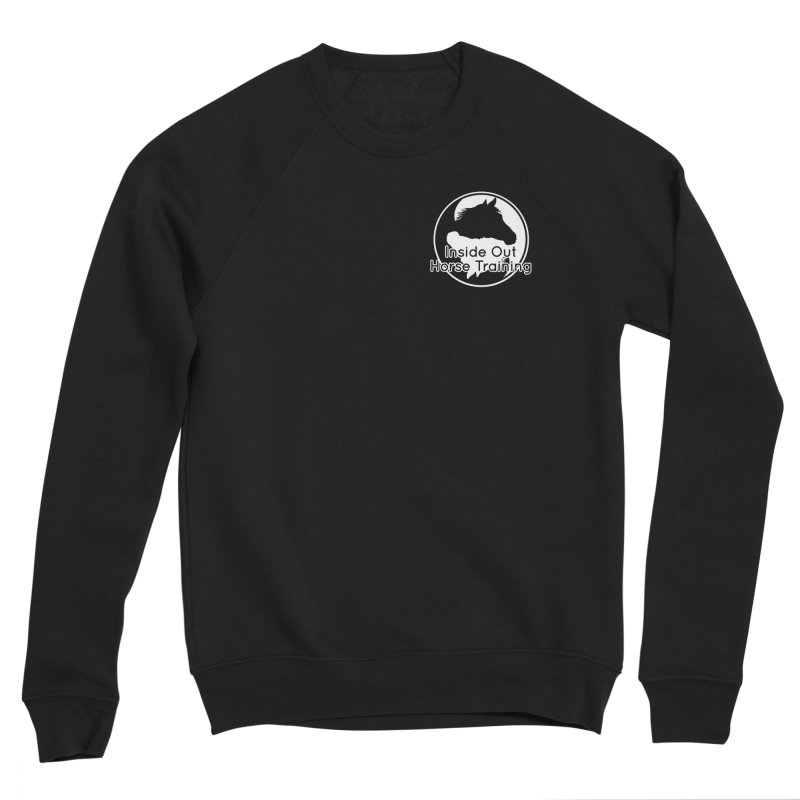 Inside Out Horse Training Men's Sponge Fleece Sweatshirt by Shirts by Jupilberry on Threadless