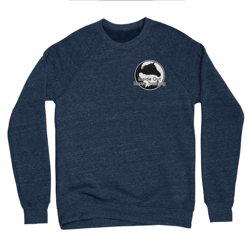 Inside Out Horse Training Women's Sponge Fleece Sweatshirt by Shirts by Jupilberry on Threadless