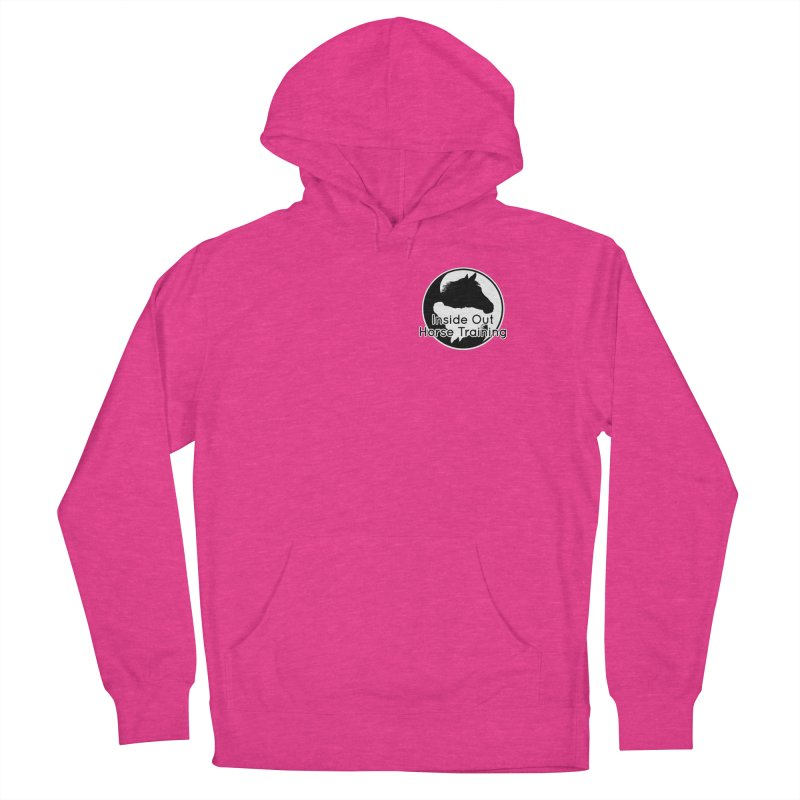 Inside Out Horse Training Women's French Terry Pullover Hoody by Shirts by Jupilberry on Threadless
