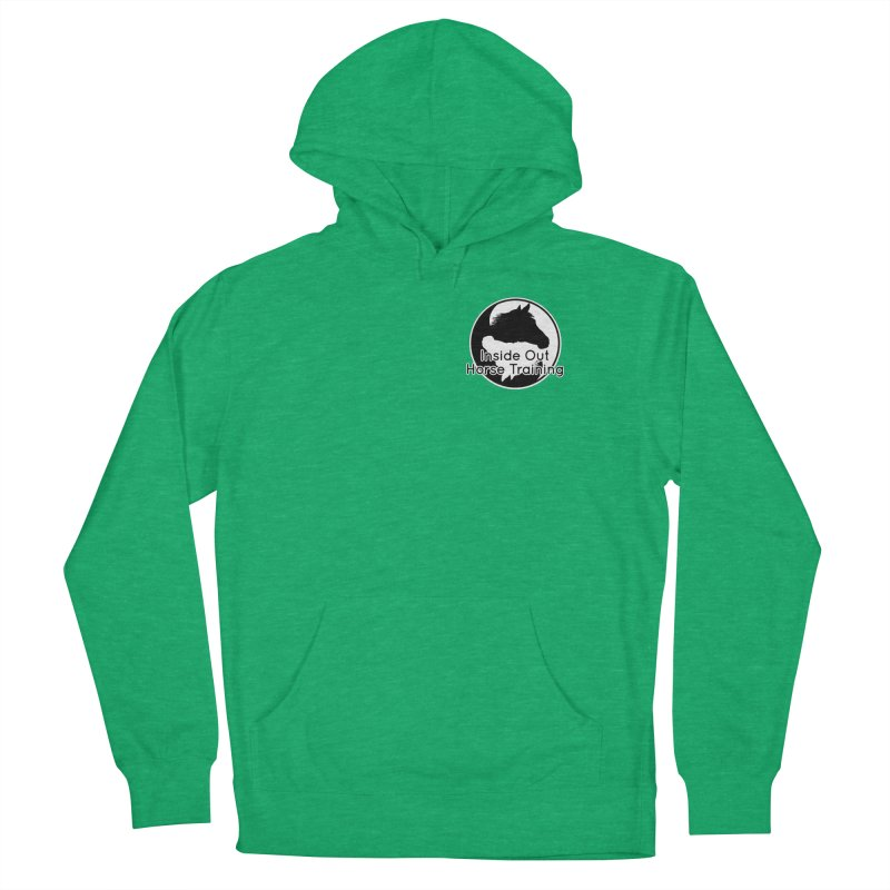 Inside Out Horse Training Men's French Terry Pullover Hoody by Shirts by Jupilberry on Threadless