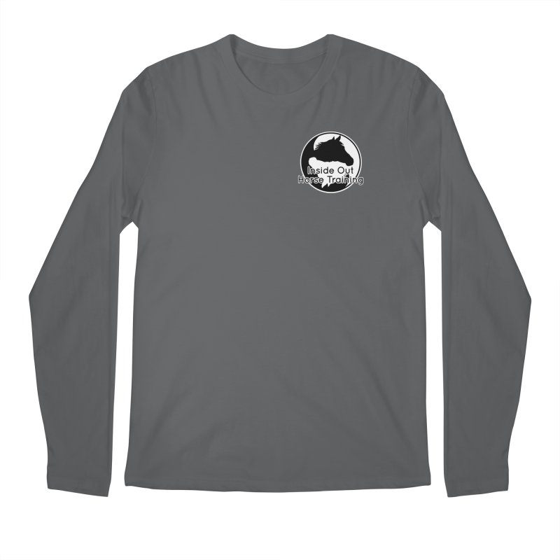 Inside Out Horse Training Men's Regular Longsleeve T-Shirt by Shirts by Jupilberry on Threadless