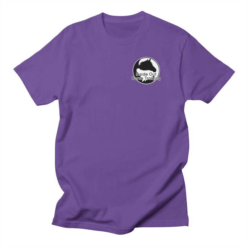 Inside Out Horse Training Men's T-Shirt by Shirts by Jupilberry on Threadless