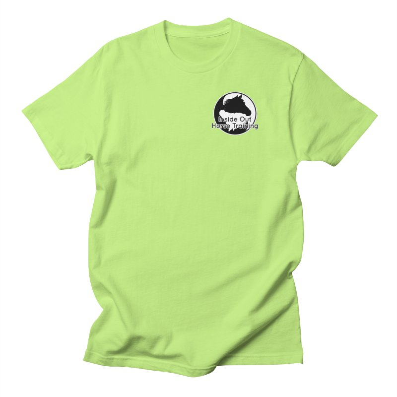 Inside Out Horse Training Women's Regular Unisex T-Shirt by Shirts by Jupilberry on Threadless