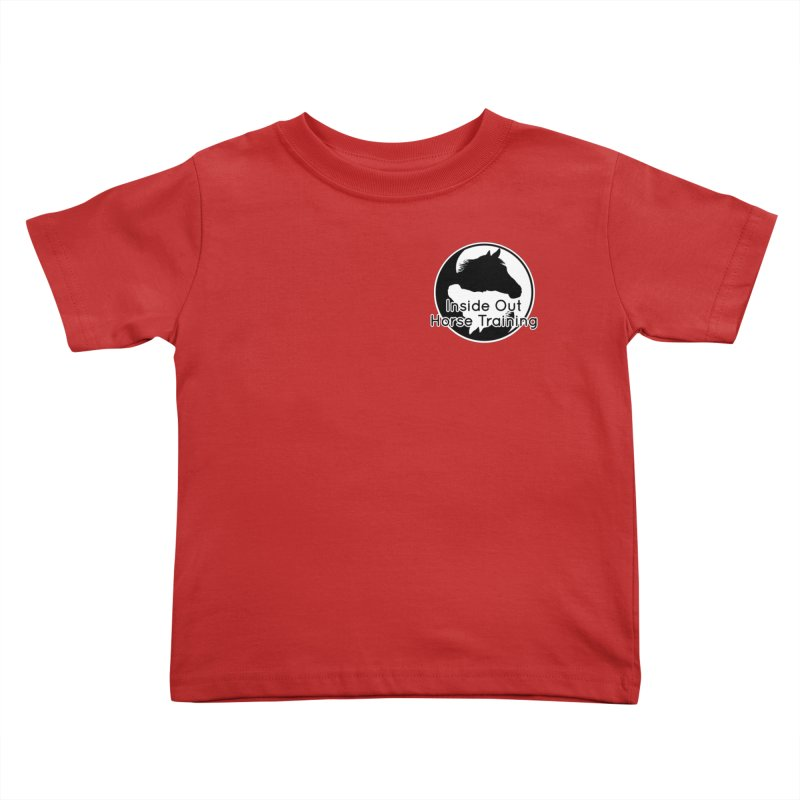 Inside Out Horse Training Kids Toddler T-Shirt by Shirts by Jupilberry on Threadless