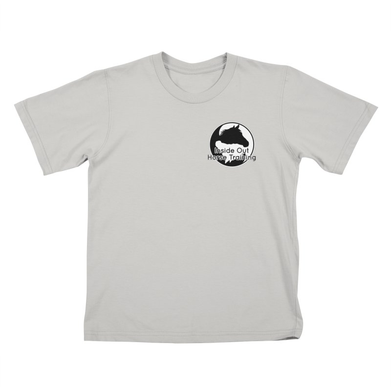 Inside Out Horse Training Kids T-shirt by Shirts by Jupilberry on Threadless
