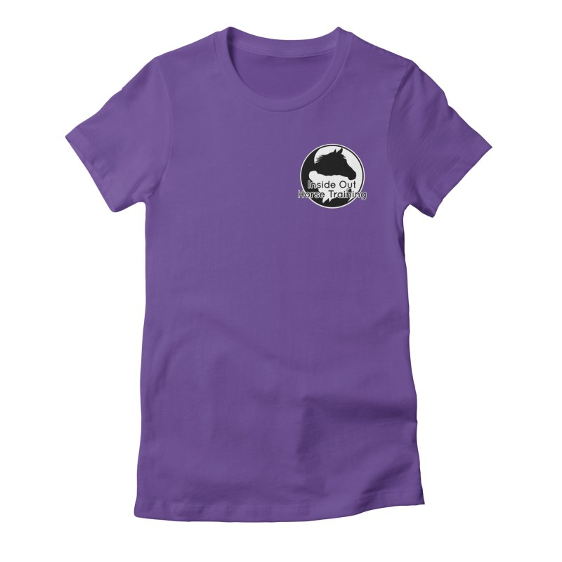 Inside Out Horse Training Women's T-Shirt by Shirts by Jupilberry on Threadless