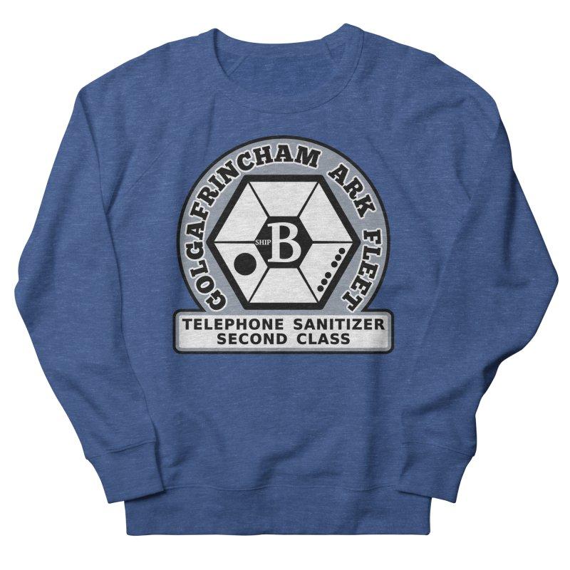 Telephone Sanitizer Men's Sweatshirt by Shirts by Jupilberry on Threadless