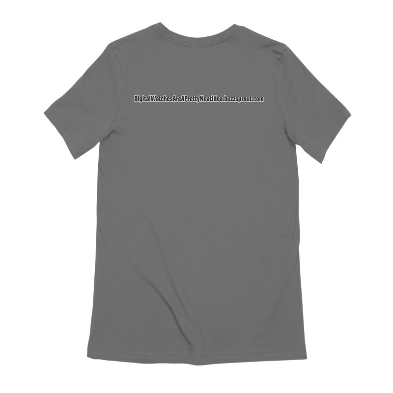Digital Watches Podcast Women's T-Shirt by Shirts by Jupilberry on Threadless