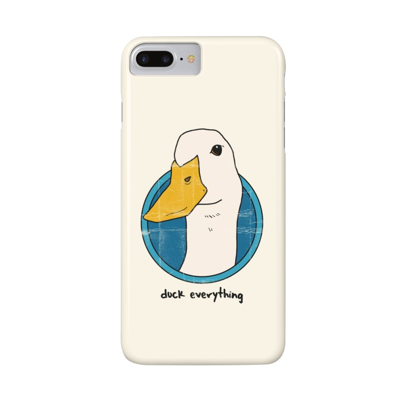 Duck Everything Accessories Phone Case by jussikarro's Artist Shop