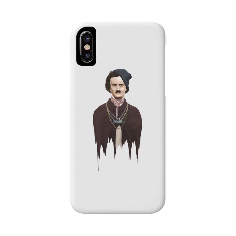 Eddie Poe Accessories Phone Case by jussikarro's Artist Shop