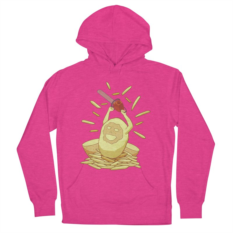 Extra Fries Women's Pullover Hoody by jussikarro's Artist Shop
