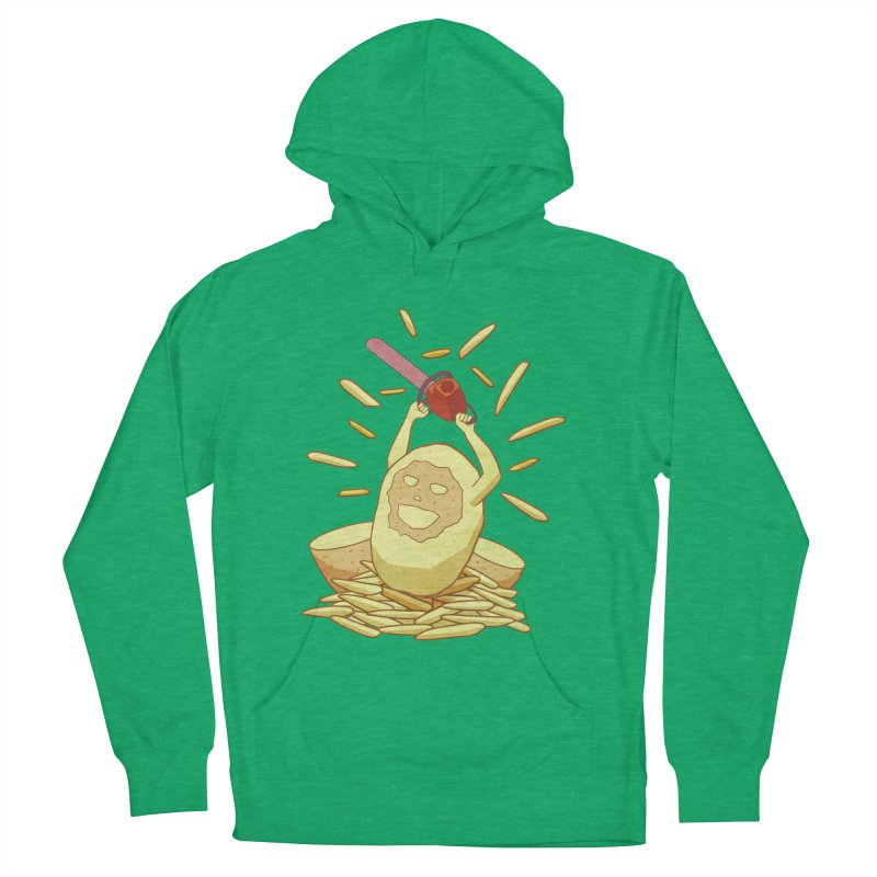 Extra Fries Men's Pullover Hoody by jussikarro's Artist Shop
