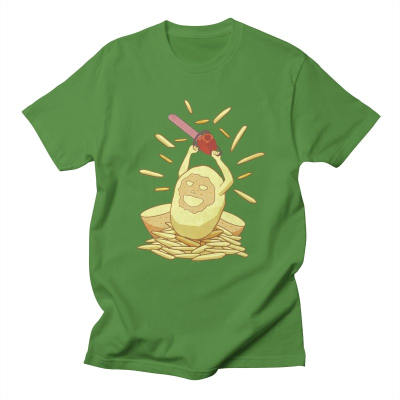 Extra Fries Men's T-shirt by jussikarro's Artist Shop