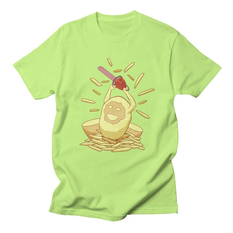 Extra Fries Women's Unisex T-Shirt by jussikarro's Artist Shop