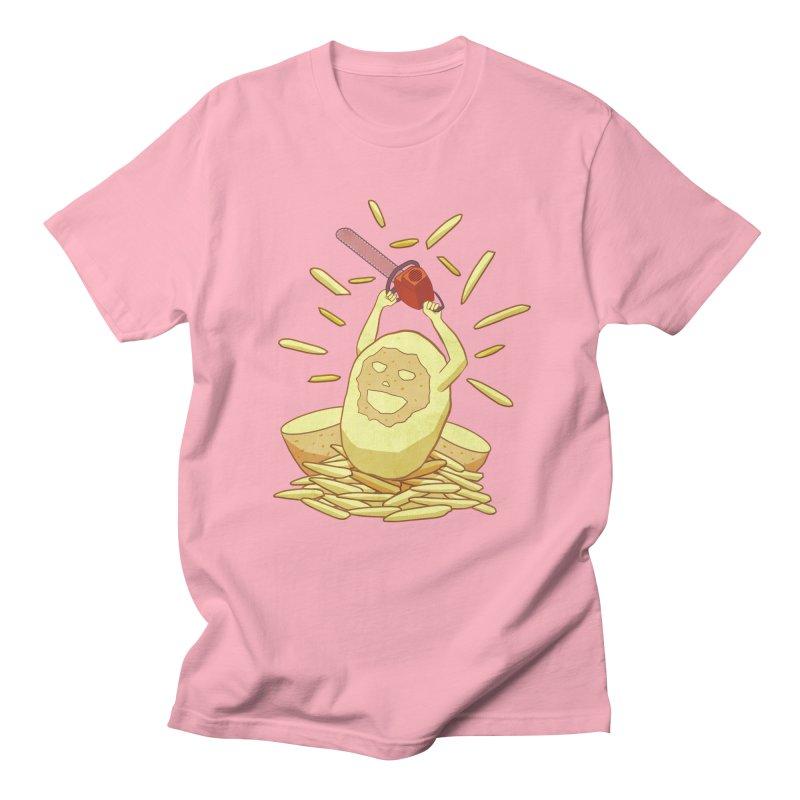 Extra Fries Women's Unisex T-Shirt by jussikarro's Artist Shop