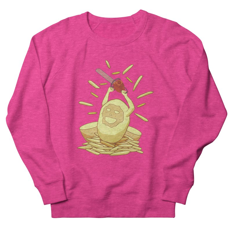 Extra Fries Women's Sweatshirt by jussikarro's Artist Shop