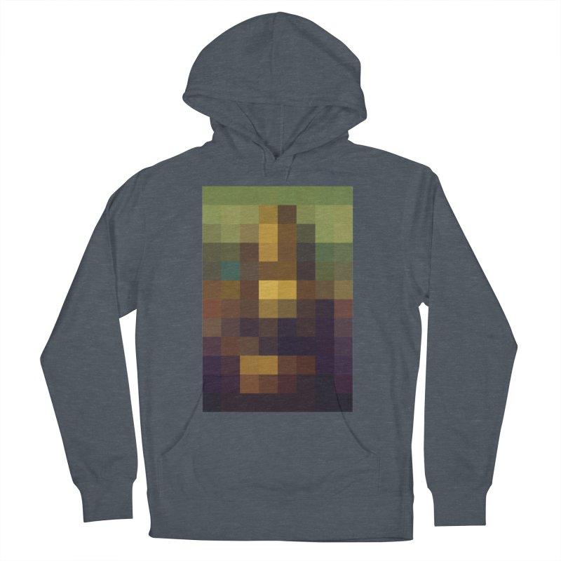 Pixel Art Women's Pullover Hoody by jussikarro's Artist Shop