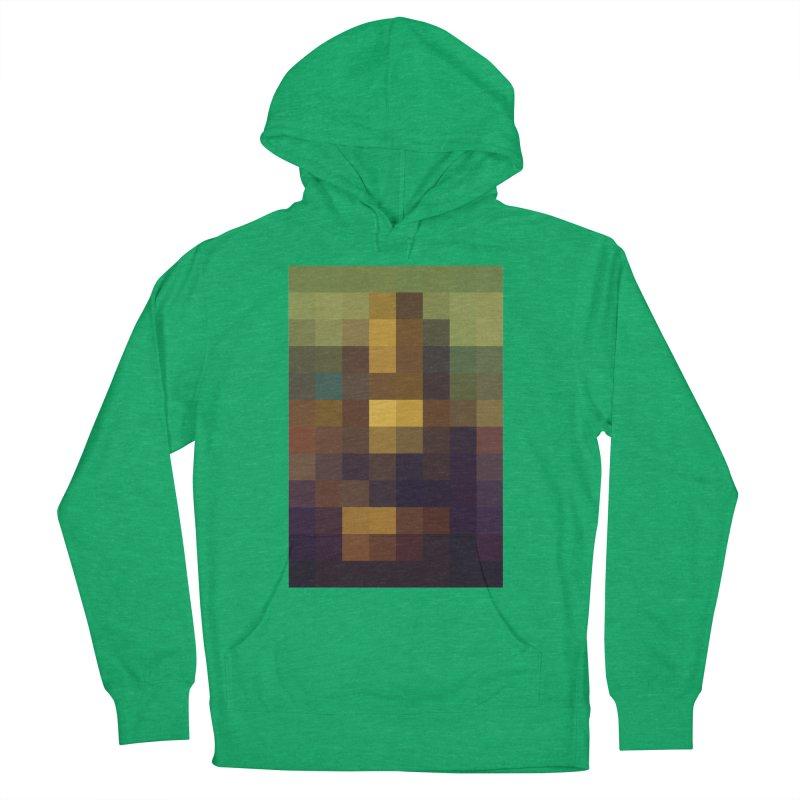 Pixel Art Men's Pullover Hoody by jussikarro's Artist Shop