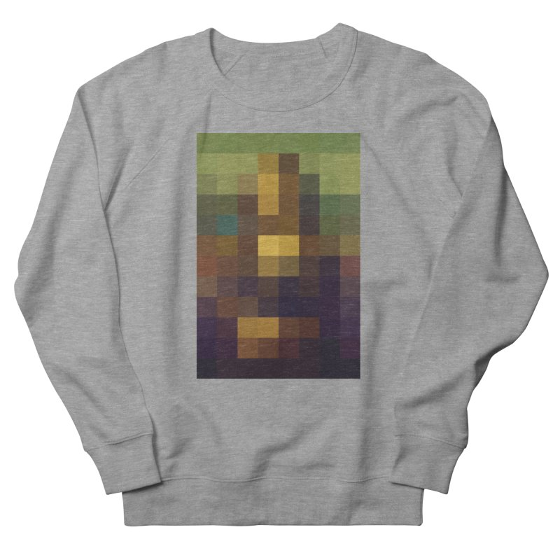 Pixel Art Men's Sweatshirt by jussikarro's Artist Shop