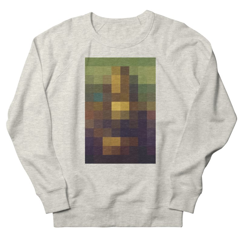 Pixel Art Men's Sweatshirt by jussikarro's Artist Shop
