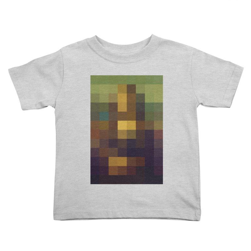 Pixel Art Kids Toddler T-Shirt by jussikarro's Artist Shop