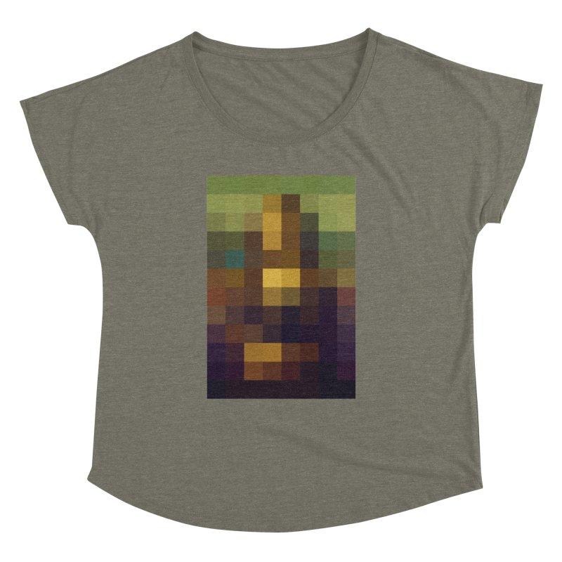 Pixel Art Women's Dolman by jussikarro's Artist Shop